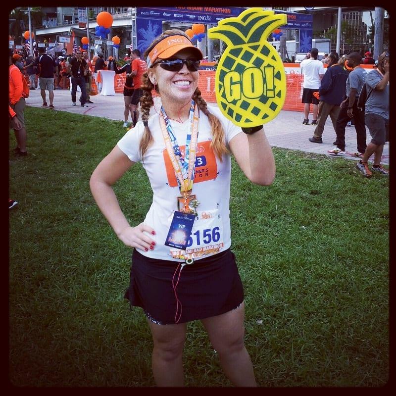 half marathon blog