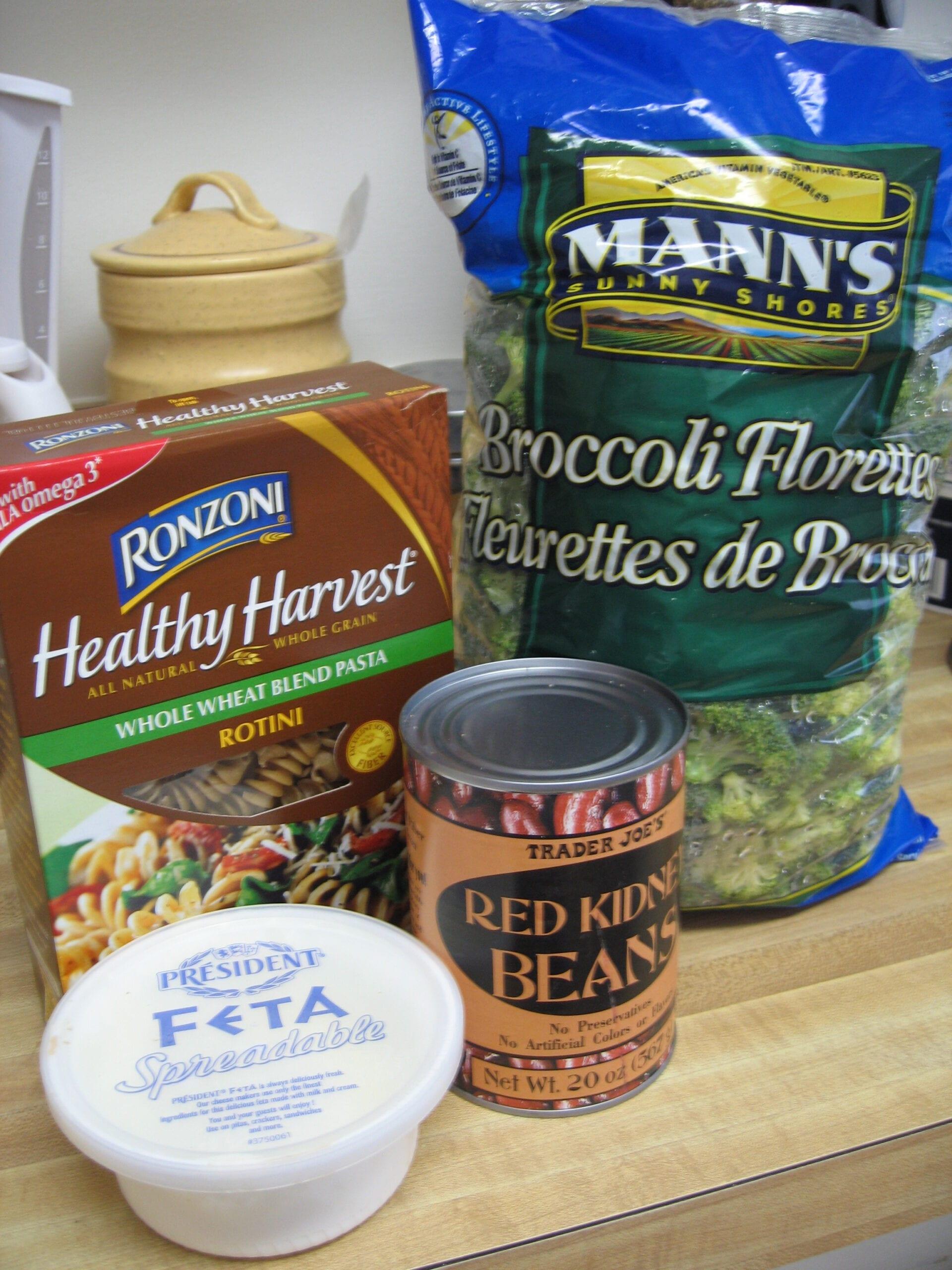 Afternoon Run & 4 Ingredient Dinner