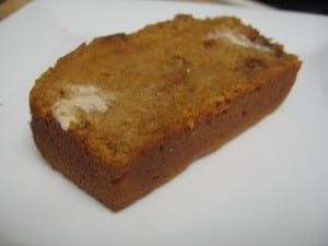 IMG 2152 300x225 Peanut Butter Pumpkin Bread Recipe