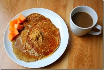 oat brancakes 400x270 Breakfast