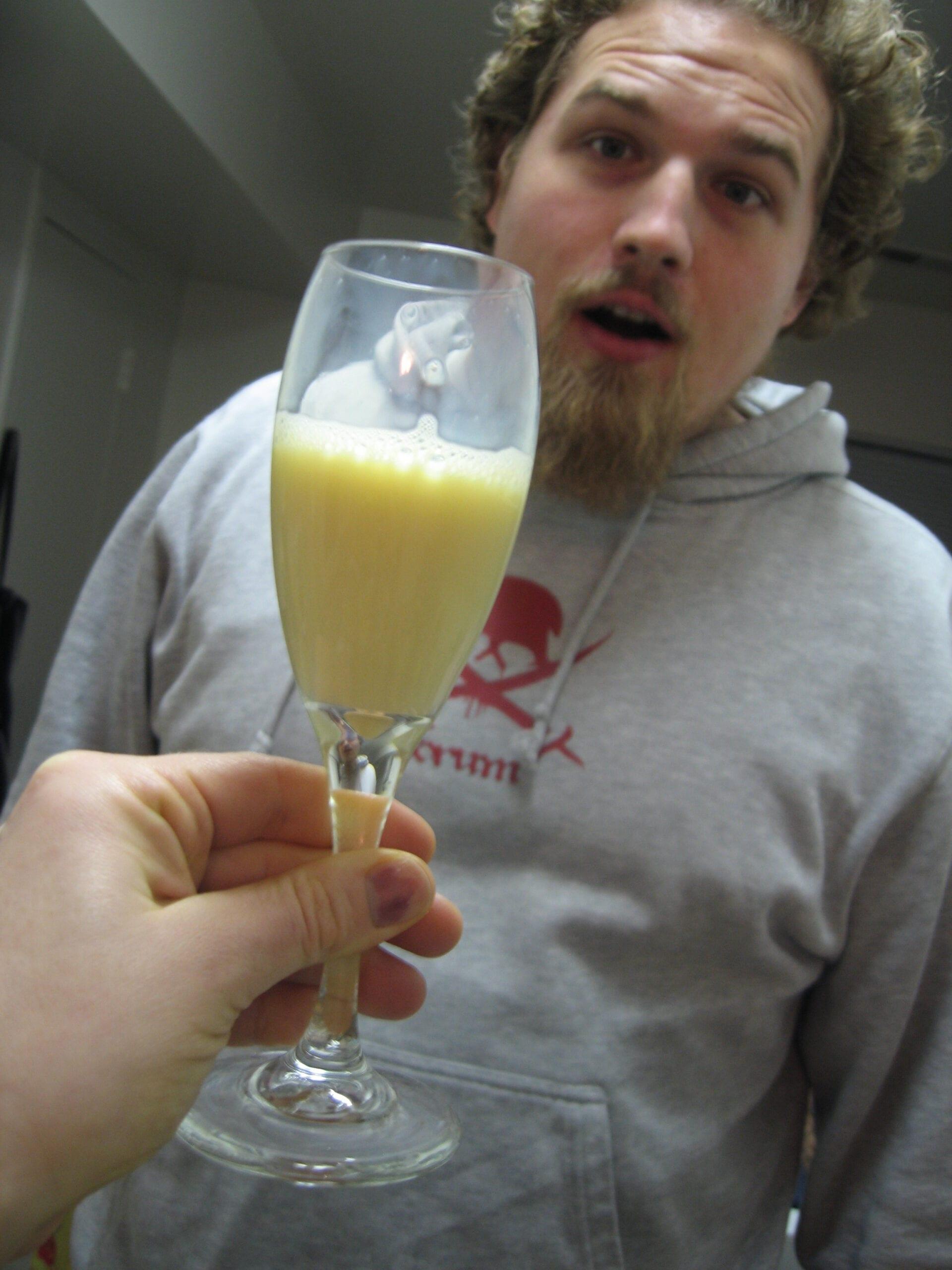 Fancy Eggnog