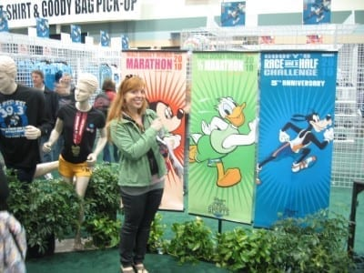 Disney World Marathon Recap expo