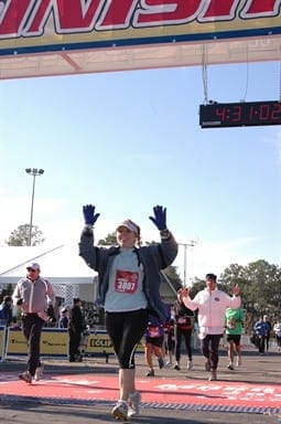disney finish line