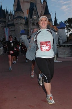 monica castle Disney Marathon Pictures