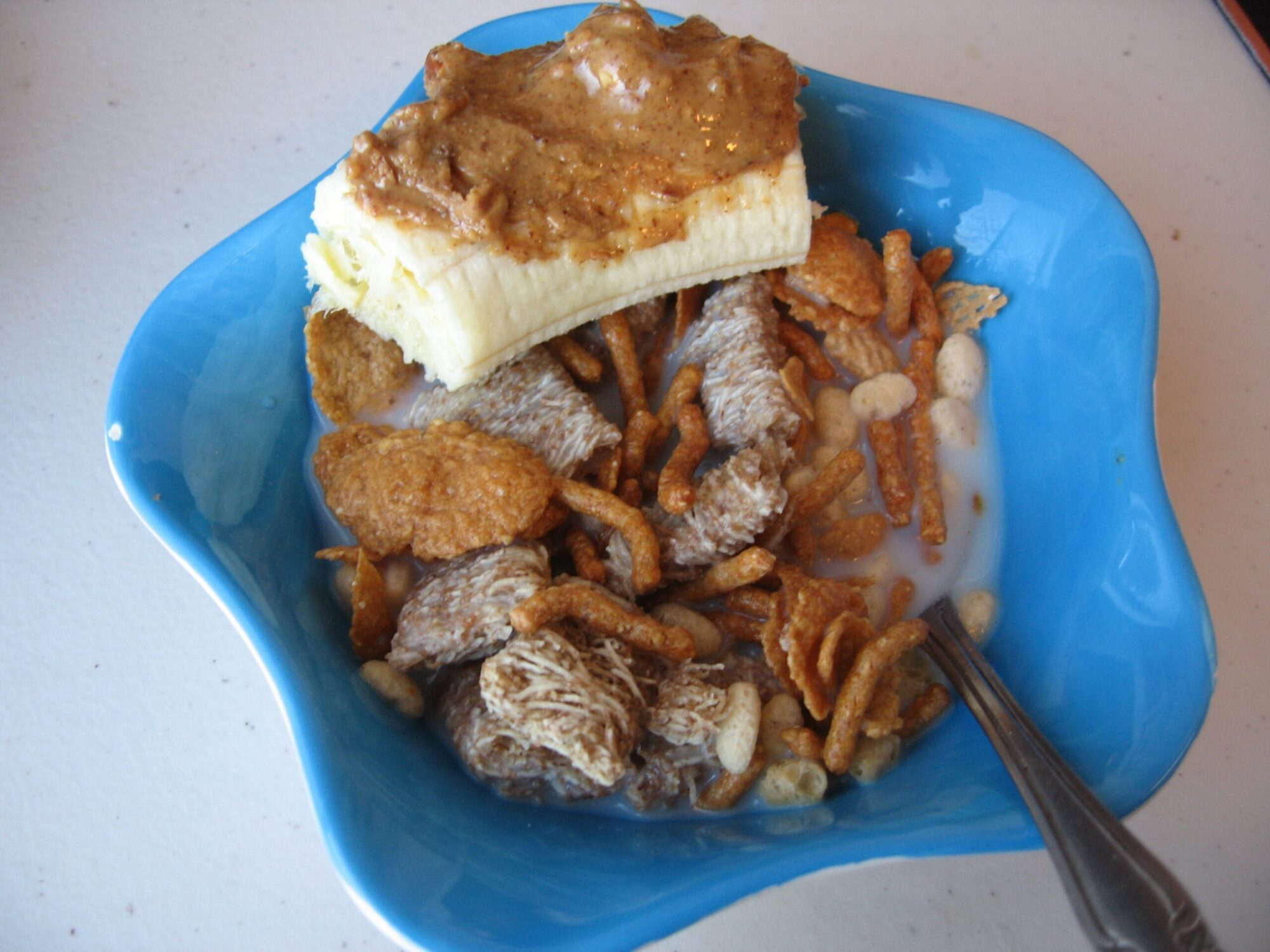Cinnamon and Cereal