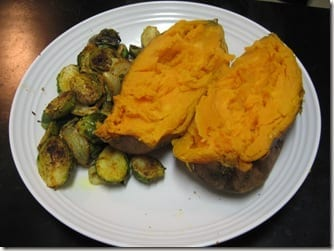 IMG 5625 thumb Sweet Potato – Two Ways