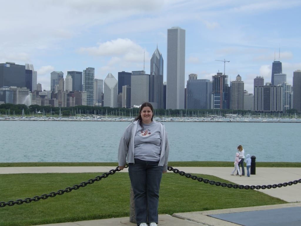 Weight Loss Wednesday – Lisa's Story