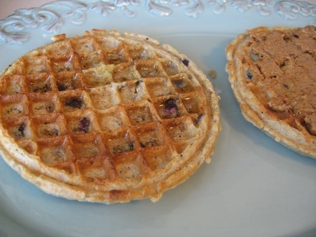 Waffles and Smoothies