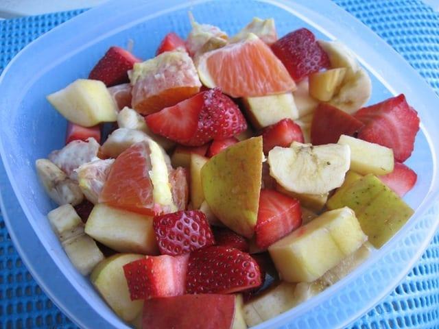 Foods of Spring and Fitbloggin Recap