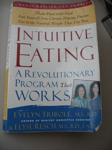 Intuitive Eating – The Fight Continues