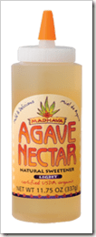 agavenectar thumb Sugar is Sugar is Sugar