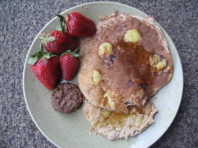 Weekend Pancakes
