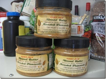 tjs almond butter