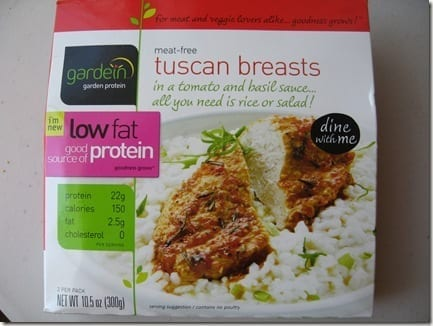 Tuscan breasts