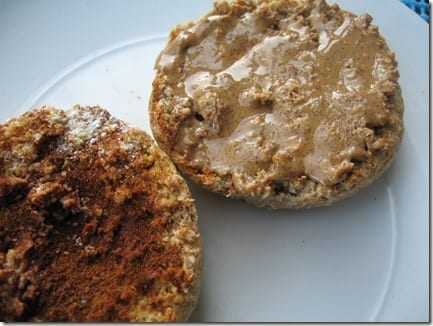 ezekiel muffin