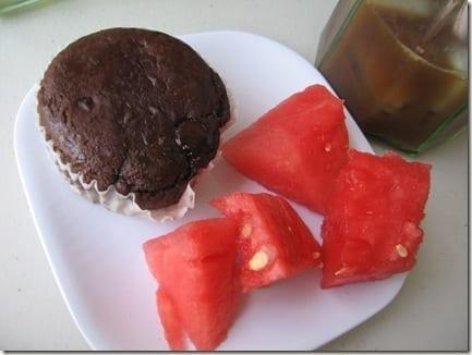 vitatop and watermelon