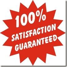 100SatisfactionGuaranteed