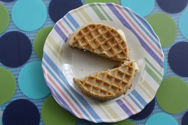 Waffle Sandwich Wednesday