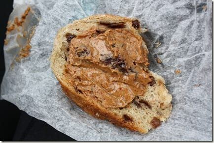 sourdough cinnamon raisin