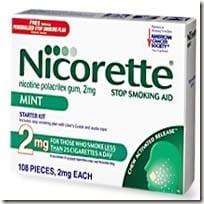 nicorette thumb 21 Day Challenge