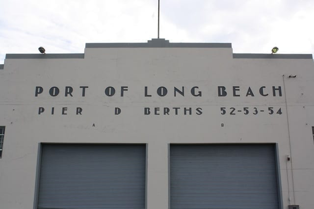 Berth 55 in Long Beach