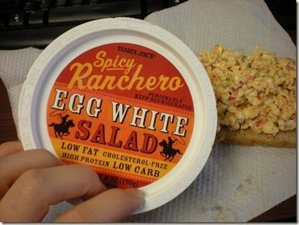 TJ's Ranchero salad