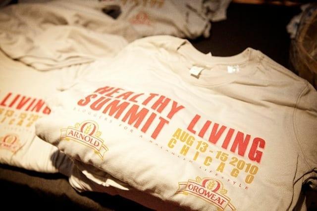 Healthy Living Summit Top Ten List