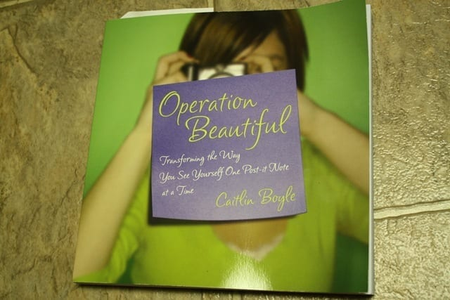 Operation Beautiful – My Story