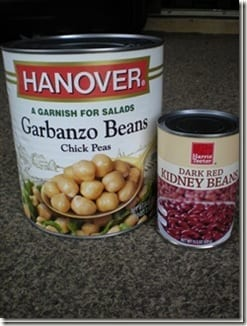 chickpeas compared to regular can