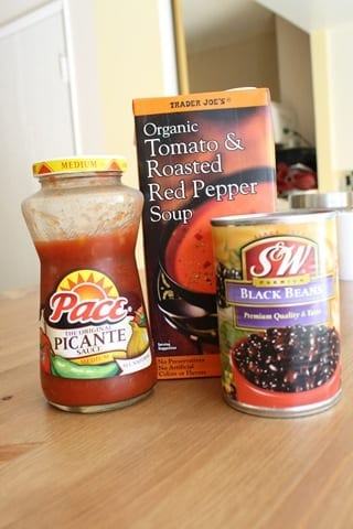 Mexican Meatless Monday – Instant Soup