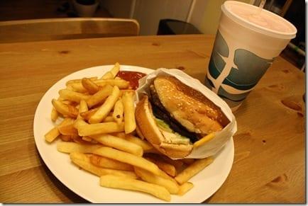 Burgers With Ben