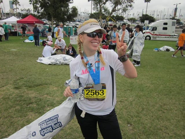 Zero Week – Post Marathon Recovery
