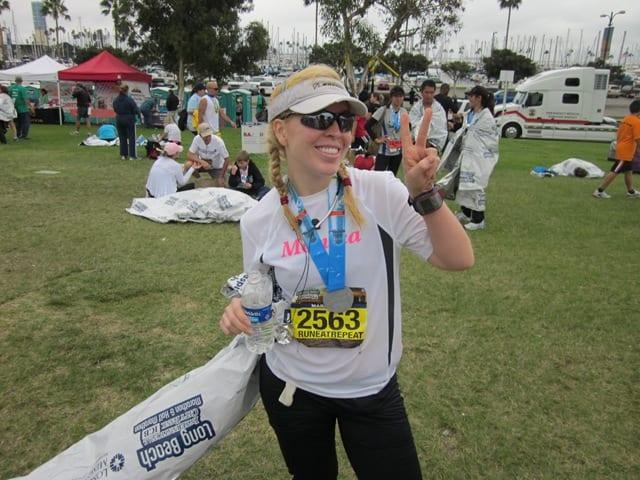 Zero Week – Post Marathon Recovery