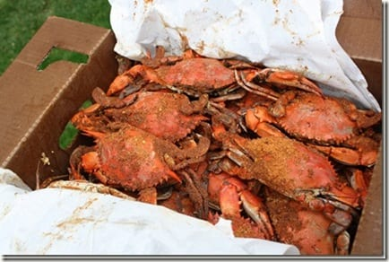 box of crabs