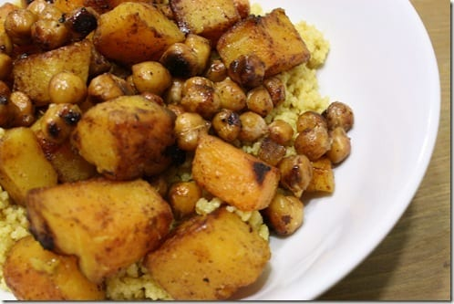IMG 3815 thumb Roasted Butternut Squash and Chickpeas