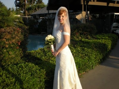 wedding dress with sleeves 2
