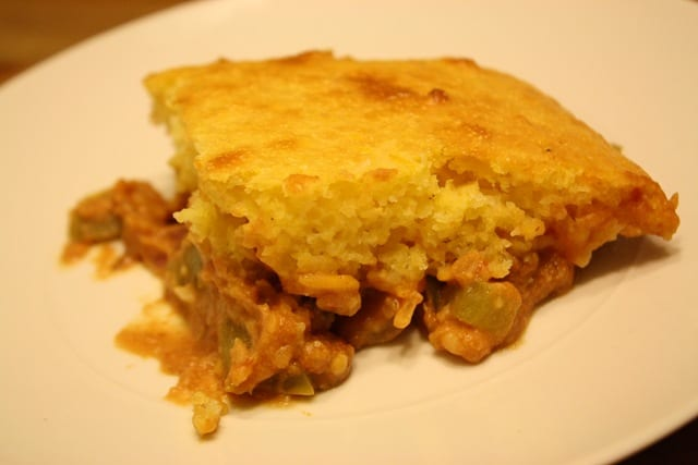 Mexican 3 Layer Casserole