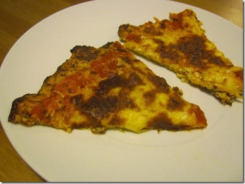 cauliflower pizza crust recipe Lunch and Dinner