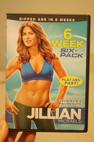 Jillian Michaels 6 Week Six Pack Try