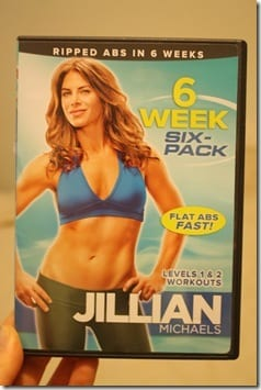 IMG 5988 thumb Jillian Michaels 6 Week Six Pack Try