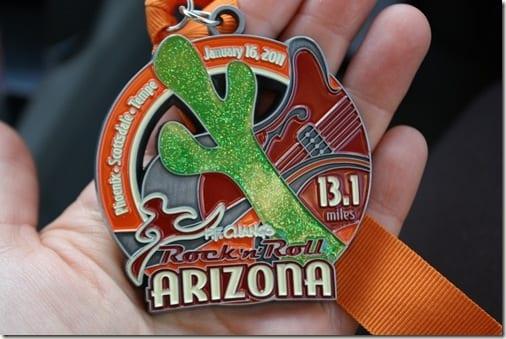 IMG 6574 thumb Rock N' Roll Phoenix Half Marathon Recap