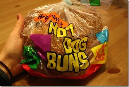 Trader Joes hot dog buns