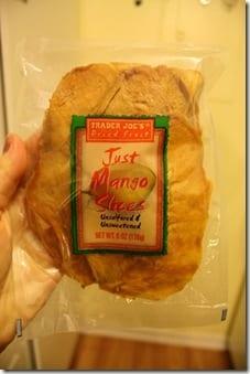 Trader Joes Just Mango