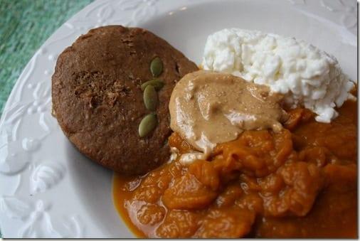 pumpkin spice vitatop