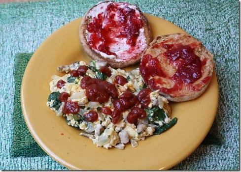 Body for life breakfast