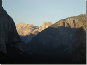 Yosemite - Half Dome 08-08 084