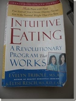 intuitive eating book thumb Making Peace With Food