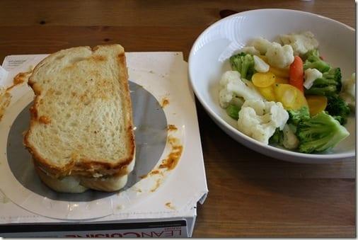 Lean Cuisine Lunch