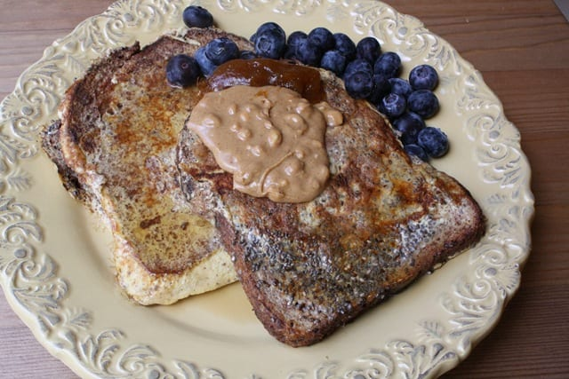 French Toast not Pancake Sunday