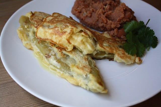 Easy Chile Rellenos Recipe